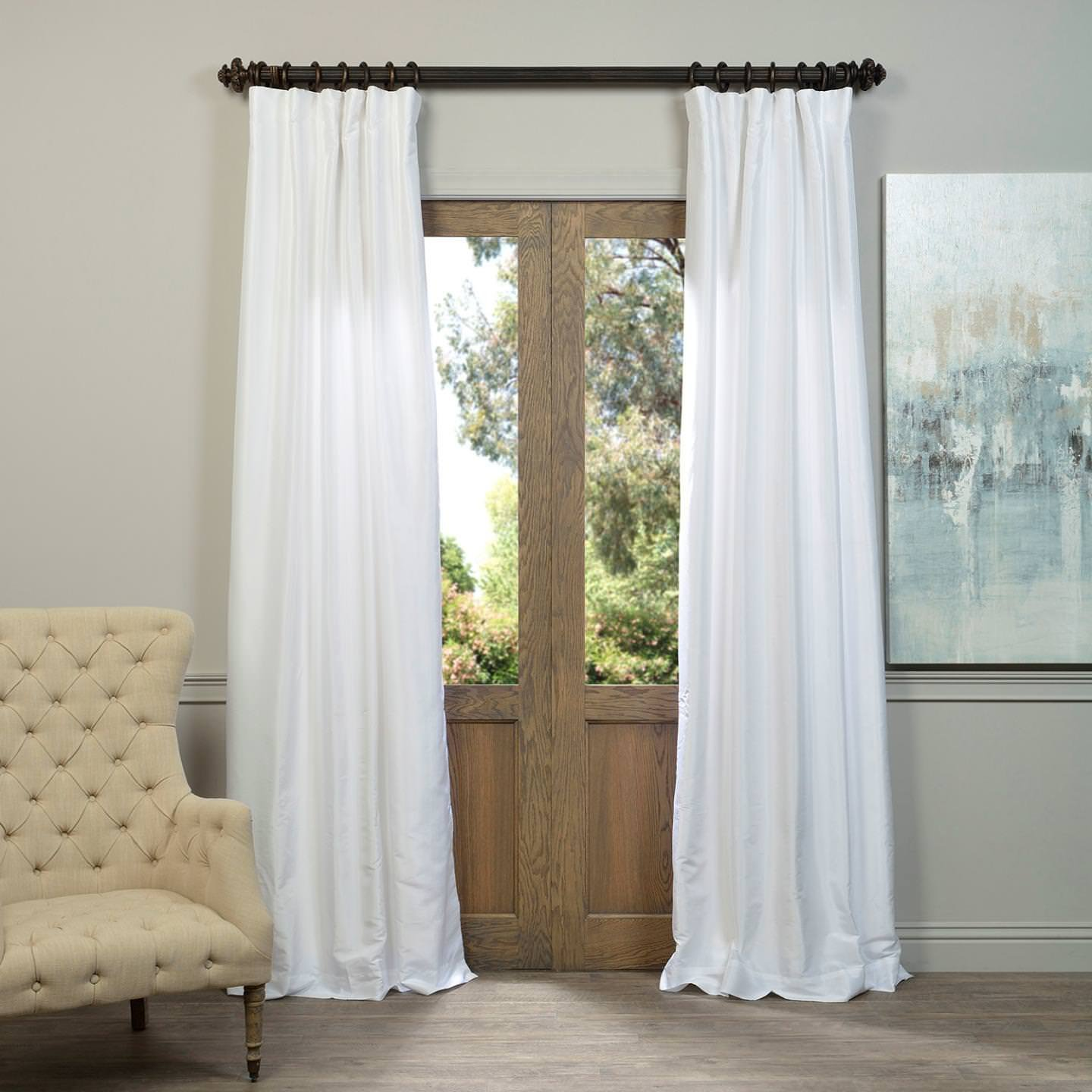 phenomenal and blue treatments teal faux blush buy green of curtains dupioni size coral silk floral white brown grommet window panels blackout drapes curtain full navy