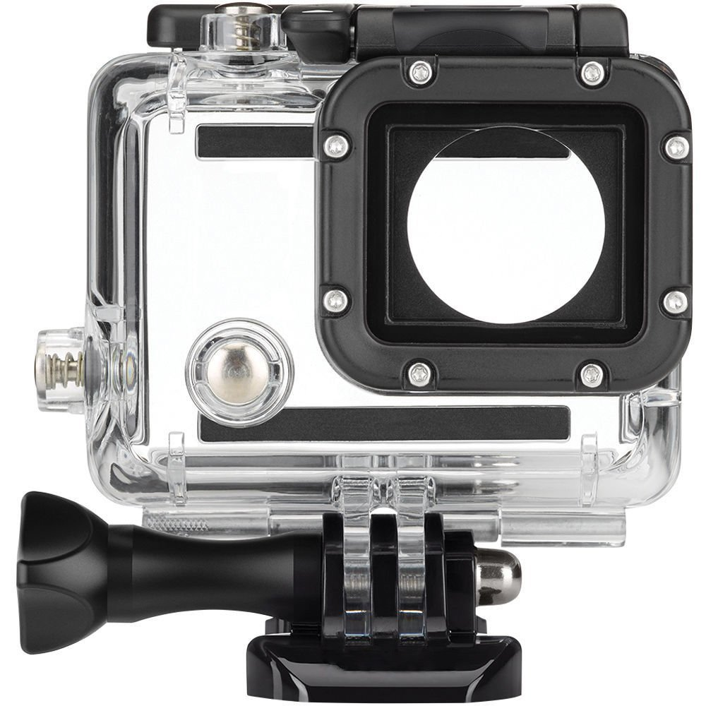 FitStill GoPro Replacement Waterproof Case Housing for HERO4, HERO3+ and HERO3