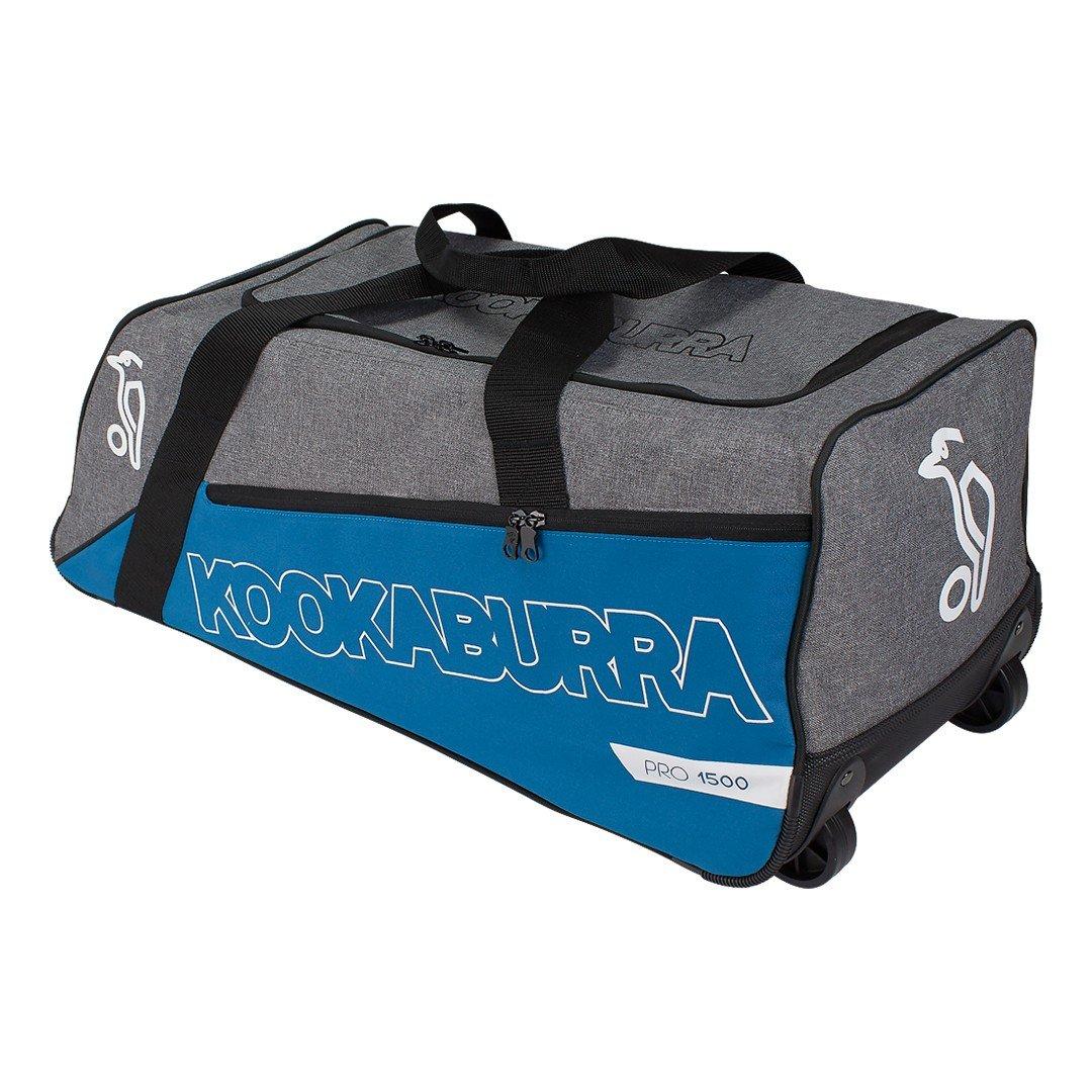 Kookaburra Pro 1500Sac à roulettes, Bleu sarcelle