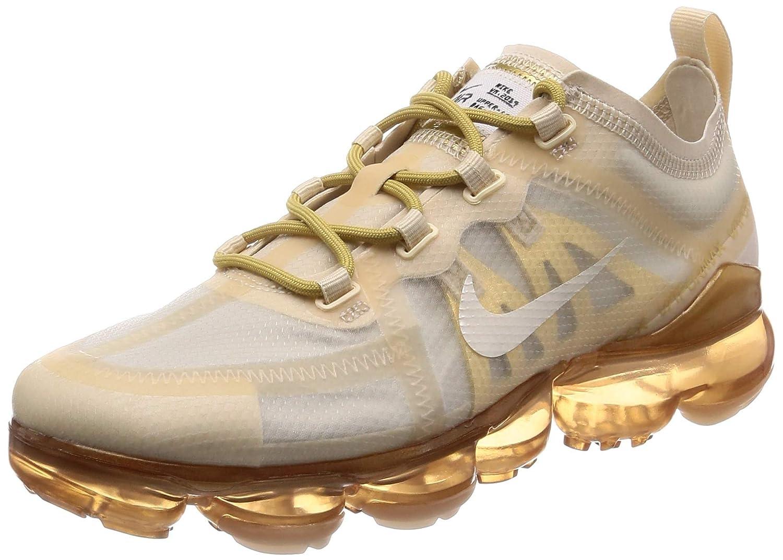 MultiCouleure (Cream Sail Light Bone Metallic or 101) Nike WMNS Air Vapormax 2019, Chaussures d'Athlétisme Femme 40.5 EU
