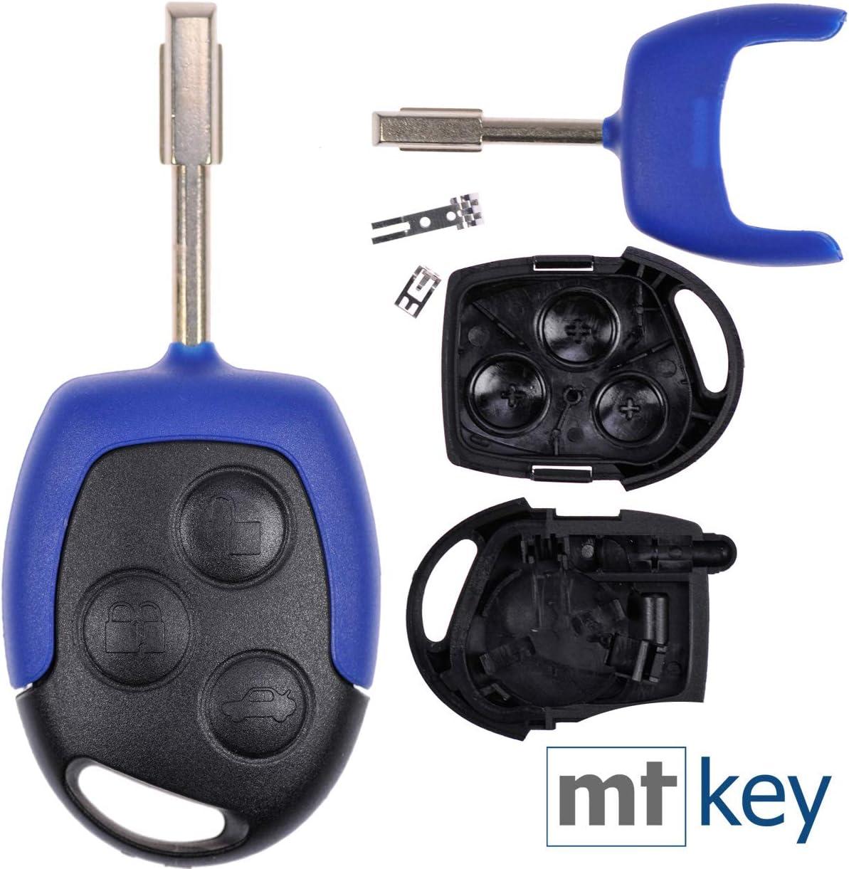 Auto Schlüssel Gehäuse Für Ford Transit Tourneo Connect Elektronik