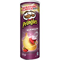 Pringles Barbecue Flavored Chips 165 grams Can
