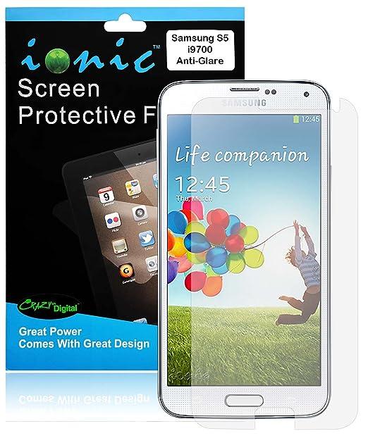 Ionic Protector de pantalla mate (Anti-brillos) para Samsung ...