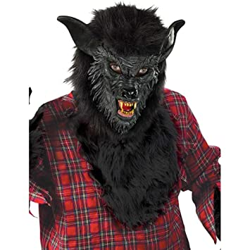 mens werewolf costume halloween fancy dress