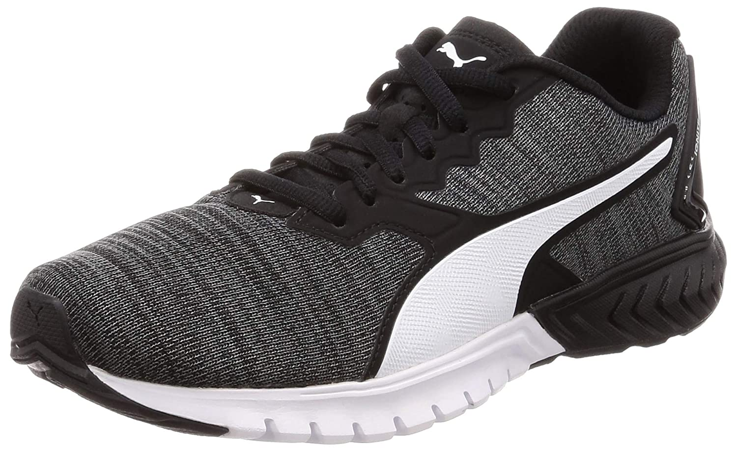 Puma Ignite Dual NM WNS Black White