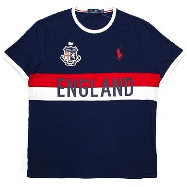 81fda7c31ca714 Polo Ralph Lauren Men s Country Soccer (Football) Cotton T-Shirt at Amazon  Men s Clothing store