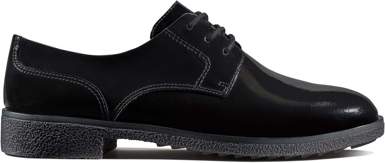 Clarks Griffin Lane, Zapatos de Cordones Derby para Mujer