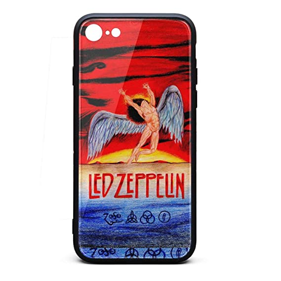 Amazon com: Led-Zeppelin-Canvas- New Skid-Proof Protective