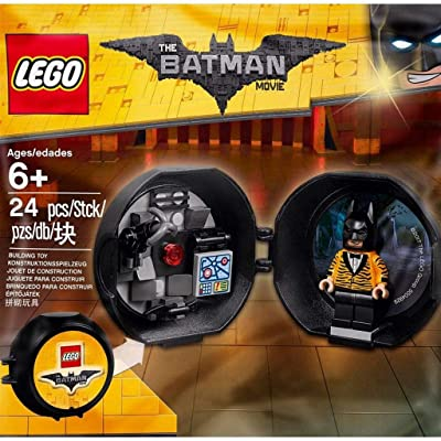 LEGO the Batman Movie Exclusive Polybag Battle Pod - Tiger Tuxedo Batman (5004929): Toys & Games