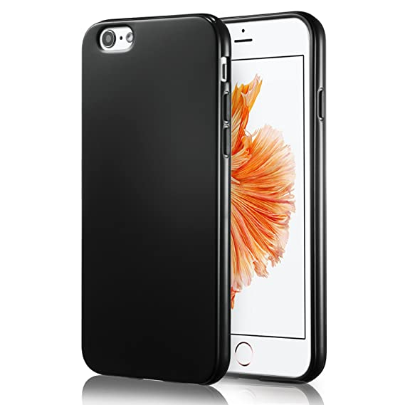 c7547e9c7 Amazon.com  iPhone 6S Black Case