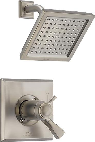 Delta Faucet T17T251-SP Dryden Tempassure 17T Series Shower Trim ...