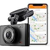 Anker Roav DashCam C2 Pro (高性能ドライブレコーダー) 【WiFi内蔵&アプリ対応 / GPS搭載 / フルHD録画 (200万画素,1080p) / microSDカード付属 / LED信号機対応 / Gセンサー / 駐車モニター】