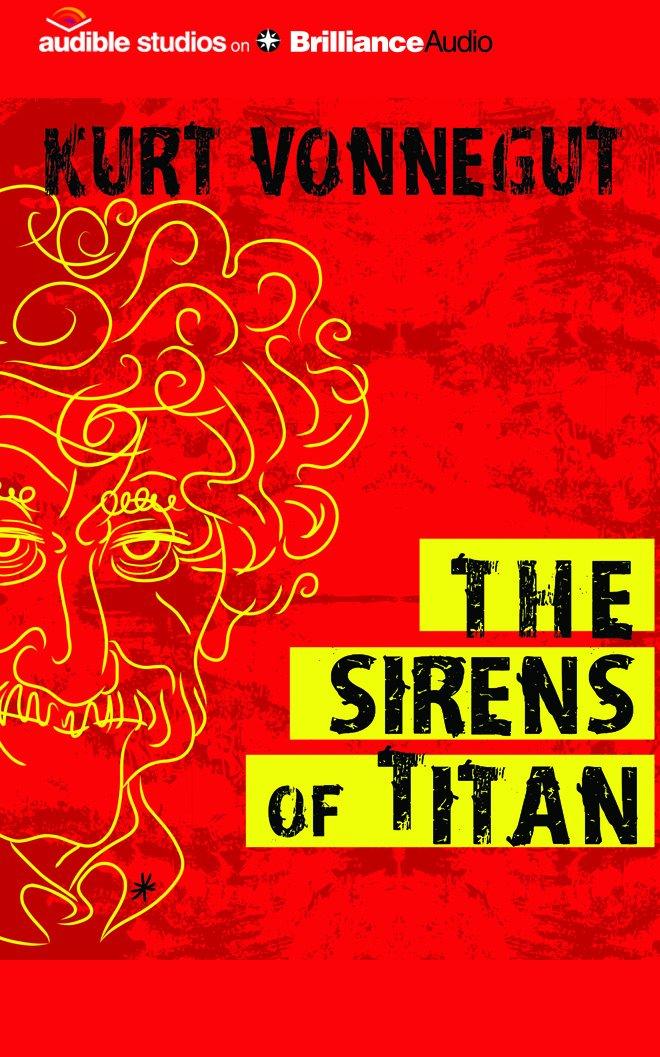 The Sirens Of Titan Vonnegut Kurt Snyder Jay Fremdsprachige Bücher