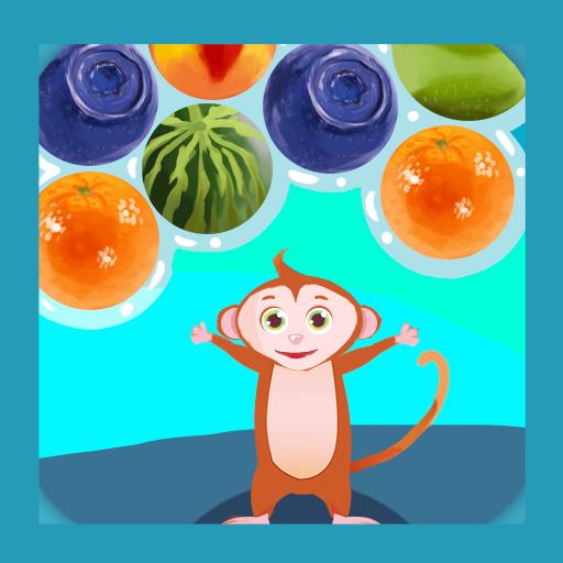 Bubble Fruits Shooter - Bubble Game Bobble Puzzle