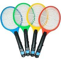 furein Raqueta Hormiga Eléctrica Recargable Colores (006A), 51