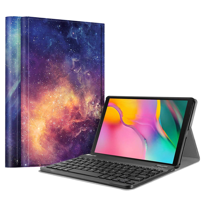 Funda + Teclado Galaxy Tab A 10.1 SM-T510 (2019) FINTIE [7QPR9S8M]