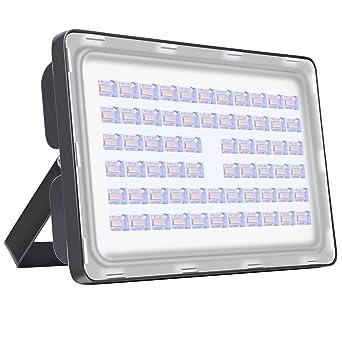 Viugreum Focos LED Exterior 200w / Proyector Reflector de Pared ...
