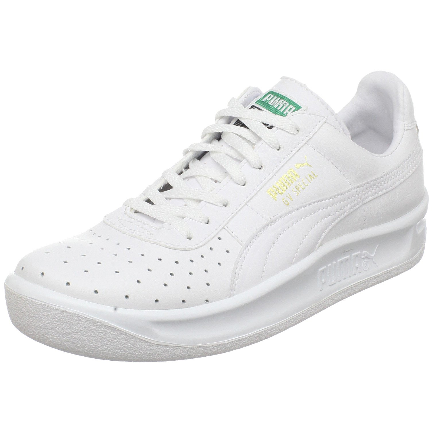 PUMA GV Special Sneaker White, 5.5 M US Big Kid