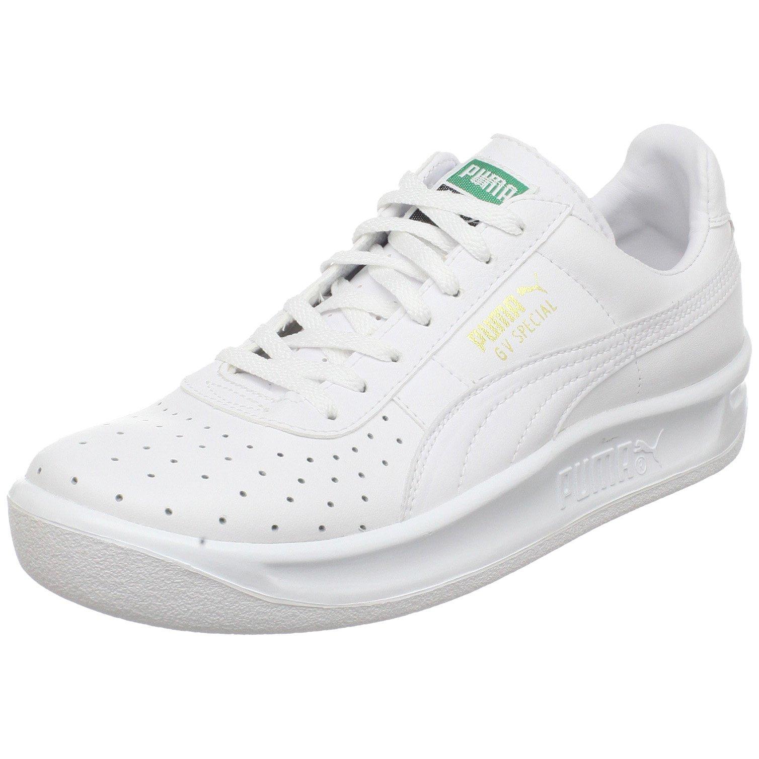 PUMA GV Special Sneaker, White, 5 M US Big Kid