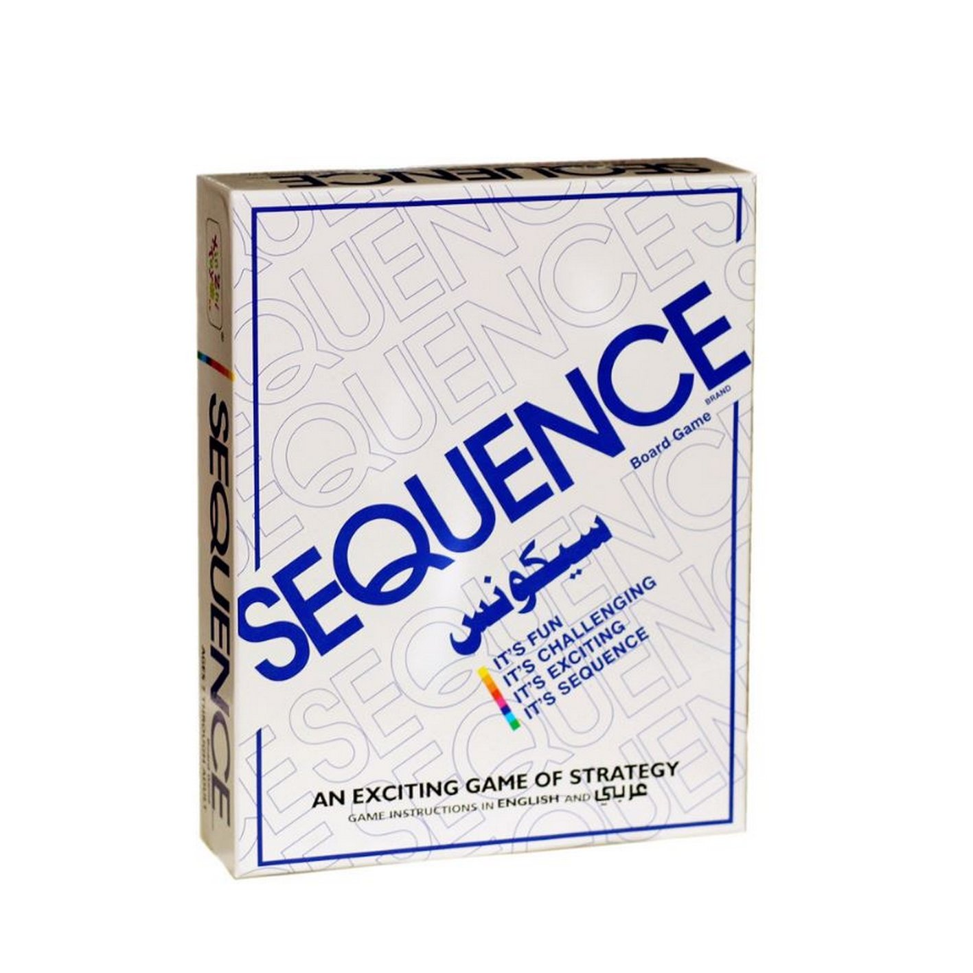 Sequence Board Cards Game by JCT ECO: Amazon.es: Juguetes y juegos