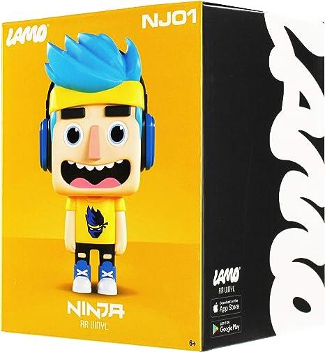 Amazon.com: Figura de vinilo Lamo de 5 pulgadas, Ninja ...