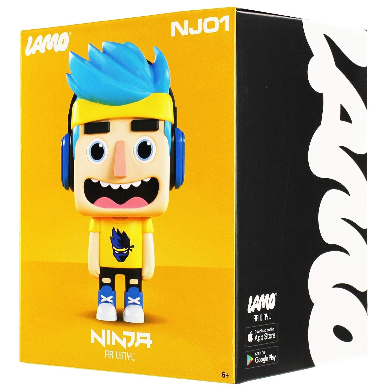Toy Partner- Ninja - Figura LAMO Coleccion, Multicolor ...