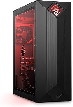 HP Gaming Desktop (Hex i7-8700 / 16GB / 2TB HDD & 256GB SSD / 8GB)