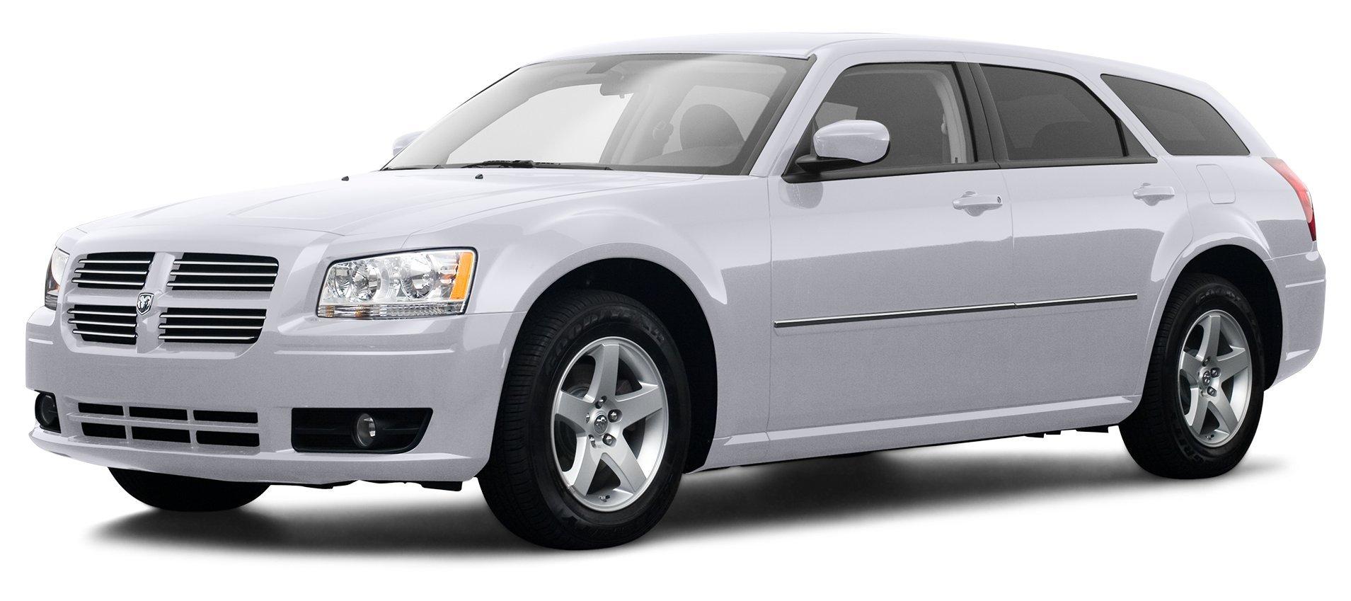 2008 Dodge Magnum, 4-Door Wagon Rear Wheel Drive ...