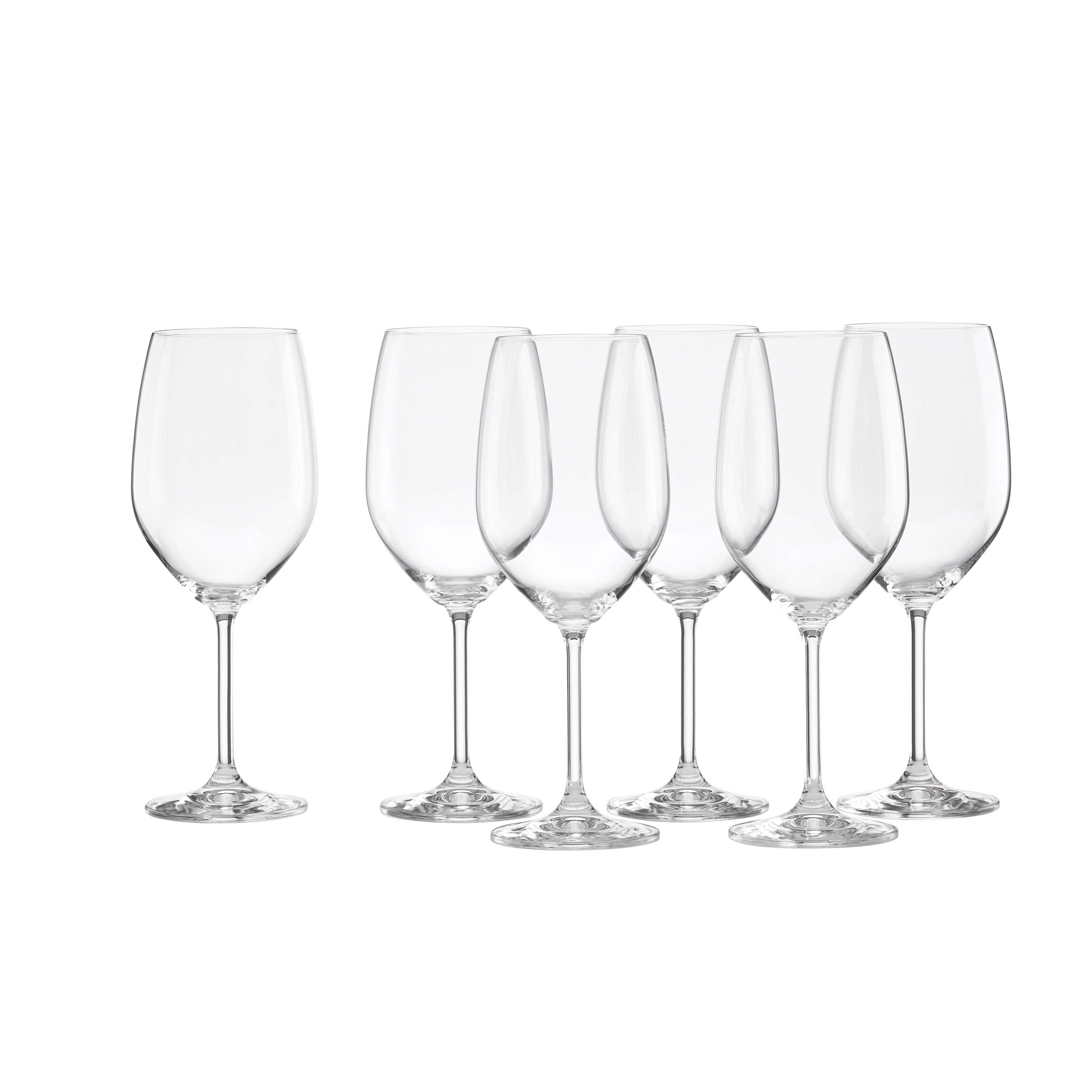 Lenox Tuscany Classics White Wine Glasses, Buy 4, Get 6
