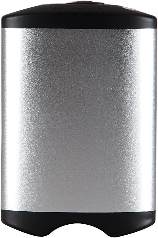 Silver Pilot Automotive CA-10001 Rechargeable 5200 mAh Double Sided Handwarmer//USB Battery Pack