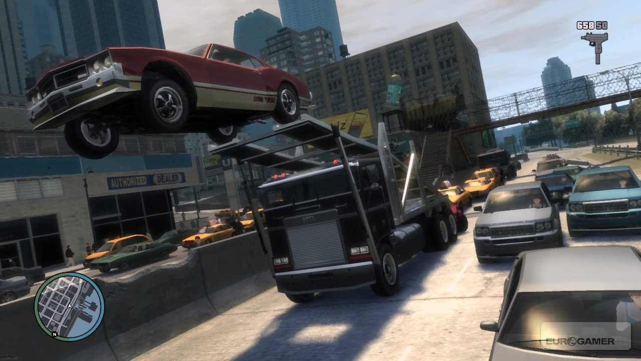 Amazon Com Grand Theft Auto Iv Xbox  Artist Not Provided Video Games