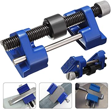 Metal Honing Guide Jig for Sharpening System Chisel Plane Iron Planers Blade