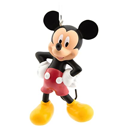 hallmark disney mickey mouse clubhouse christmas ornament - Mickey Mouse Christmas Ornaments