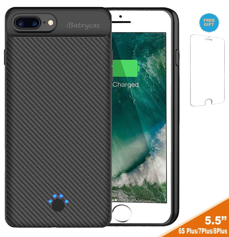 Best iPhone 6s Plus/7 Plus/8 Plus Battery Case