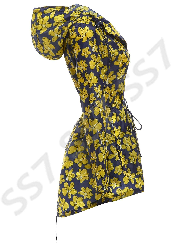 para mujer Parka SS7 Abrigo impermeable