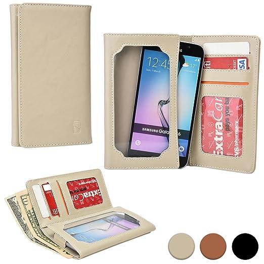 2 opinioni per Cooper Cases(TM) Infinite Pro Custodia a Portafoglio Universale per Smartphone