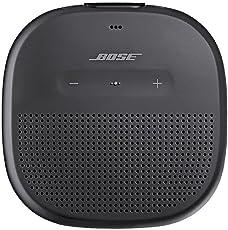 Bose SoundLink Micro Waterproof Bluetooth Speaker, Color Negro