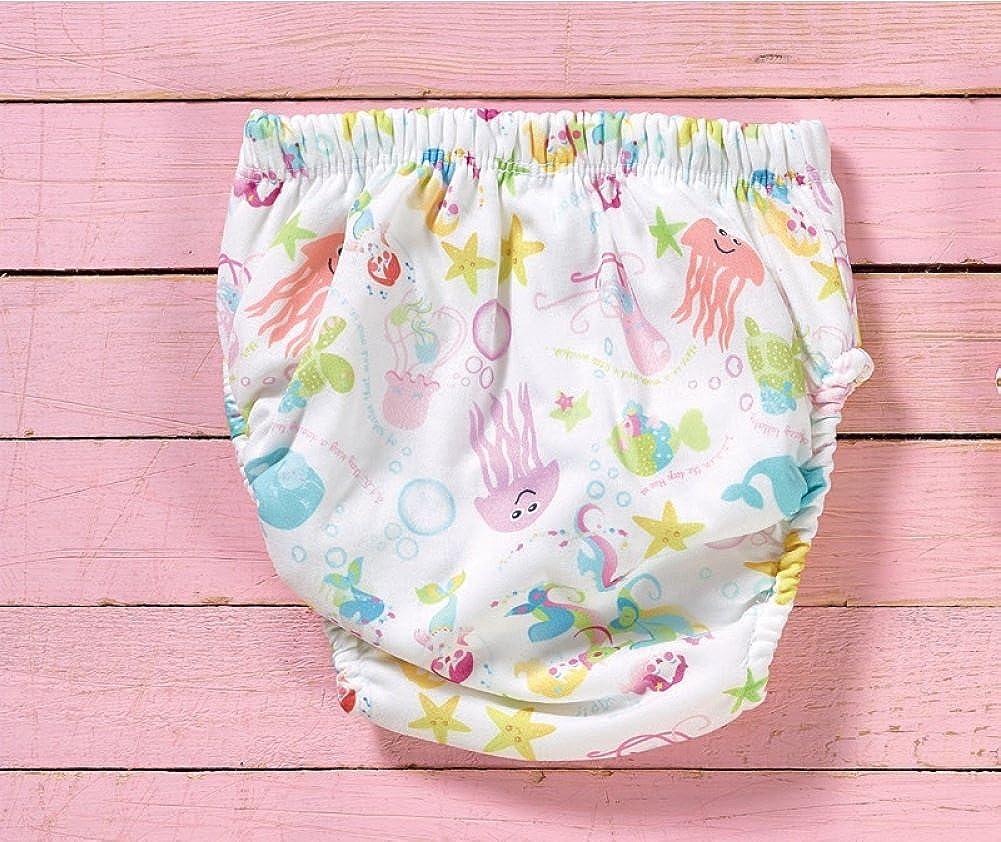 OZYOL STIMMUNGSVOLLE 6er Pack Wasserdicht Baby Lernwindel Trainerhosen Unterw/äsche Windeln Windelhose zum Toilettentraining T/öpfchentraining