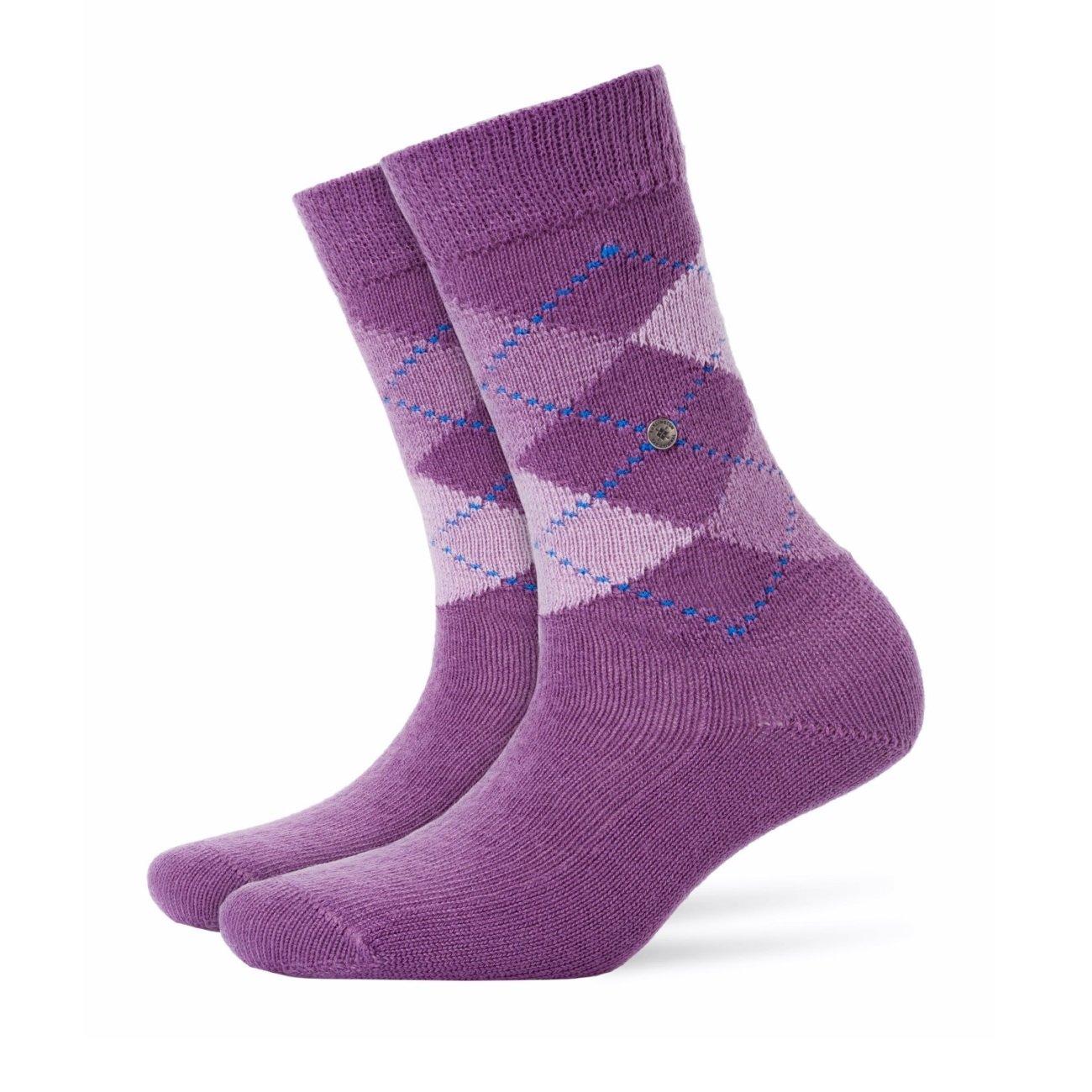 Womens 22082 Knitted 5 DEN Socks Burlington Hot Sale For Sale meqlIyT