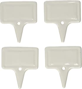 Country Cottage Ceramic Cheese Markers by Twine