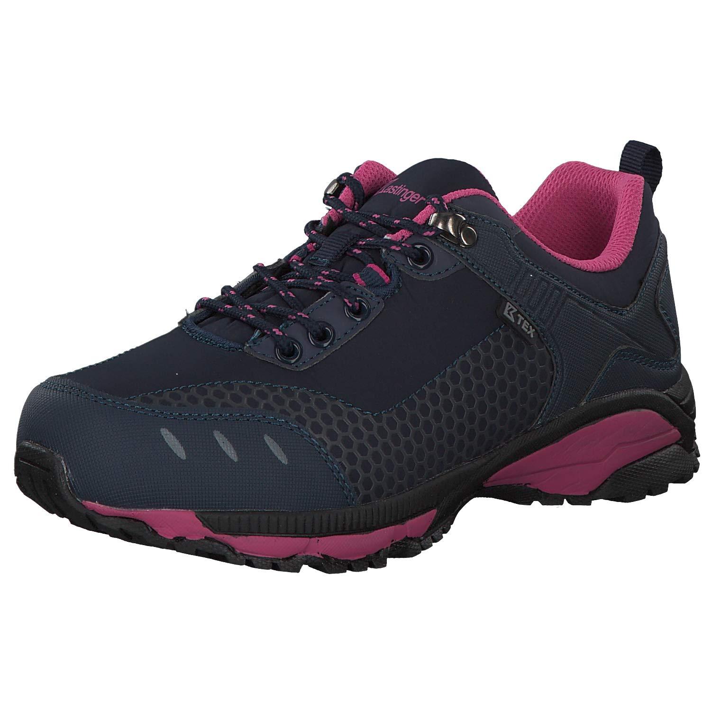 Bleu Kastinger Soft-Trek Ladies Trekking chaussures bleu 42 EU