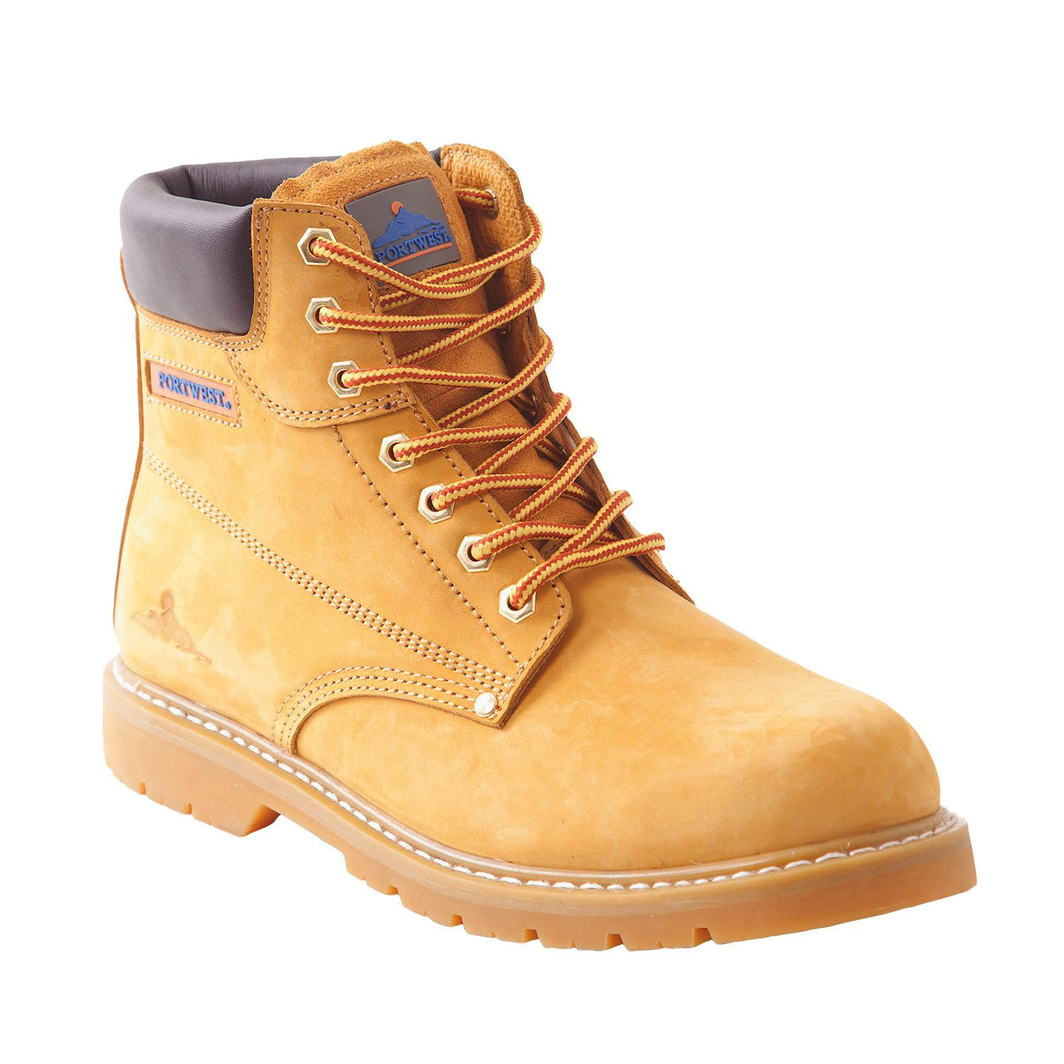 Portwest FW18 - Goodyear Welted arranque 39/6, color, talla 39 FW18HOR39
