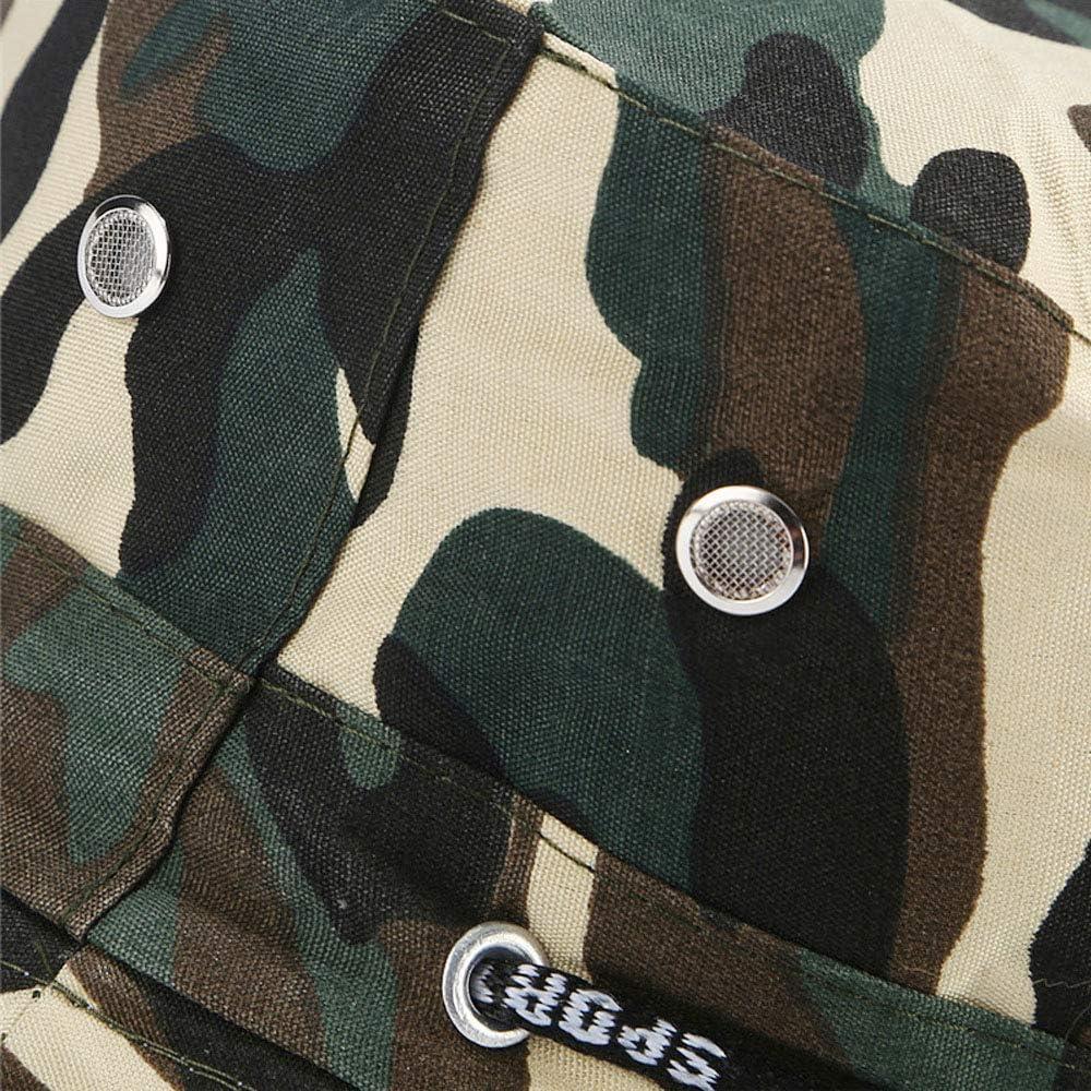Herren Damen Sonnehut Baanuse Boonie Sonnenhut 2 St/ücke Bucket Hat f/ür Outdoor Angeln Camping Radfahren Jagd Wandern UV Schutz Hut