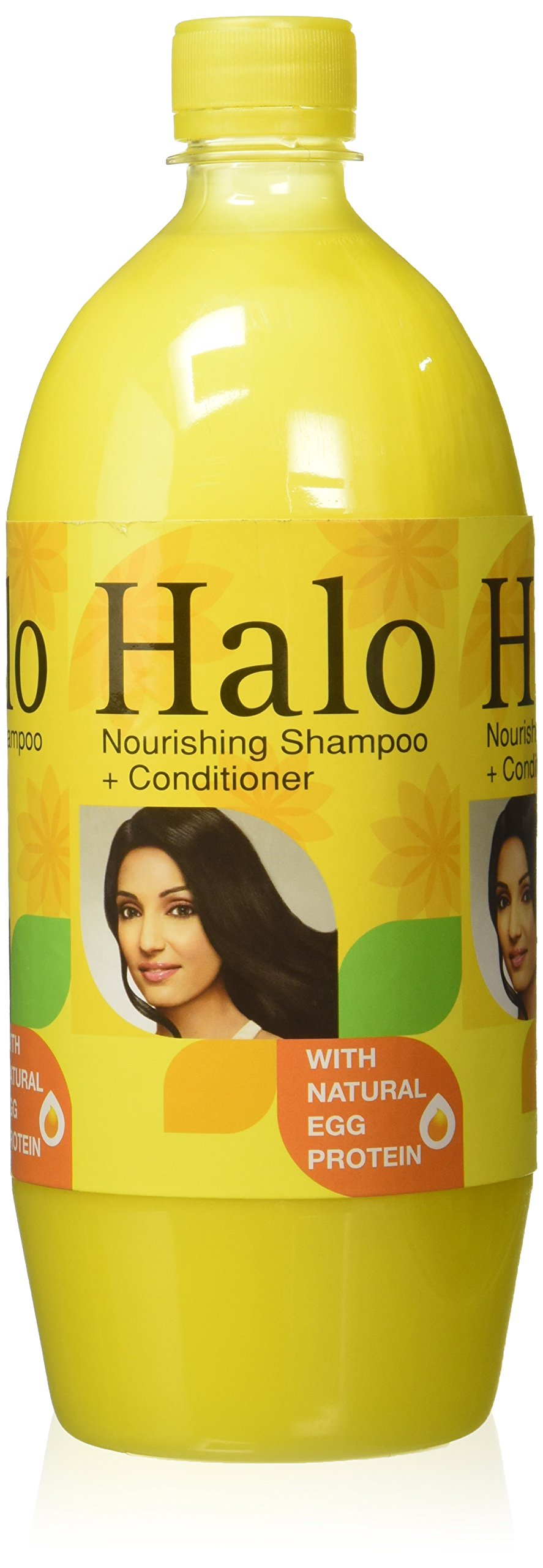 Halo Nourishing Shampoo with Natural Egg Protien, 1L product image