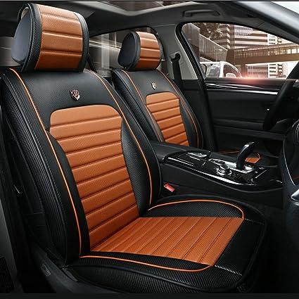 Amazon.es: Set de fundas para asiento de coche para Volvo 850 C30 ...