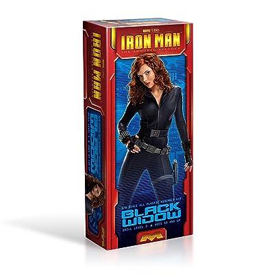 Black Widow (Iron Man) by Moebius: Toys & Games