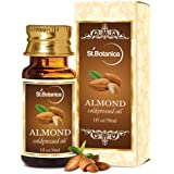 St.Botanica Almond Pure Coldpressed Carrier Oil, 30ml