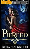 Pierced: A Wolf Shifter & Vampire Romance (Vampires of Scarlet Harbor Book 1)