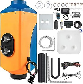 Air Standheizung Luft Dieselheizung 12V Diesel Luftheizung Elektrische Gasheizung VEVOR 5KW Standheizung Diesel