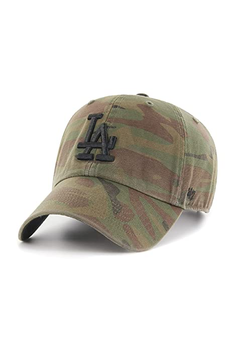 Image Unavailable. Image not available for. Color   47 Brand Relaxed Fit  Cap - Regiment Los Angeles Dodgers camo 4d9c4ea07c3f
